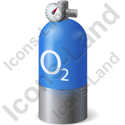 Oxygen tank png. Icon ico icons x