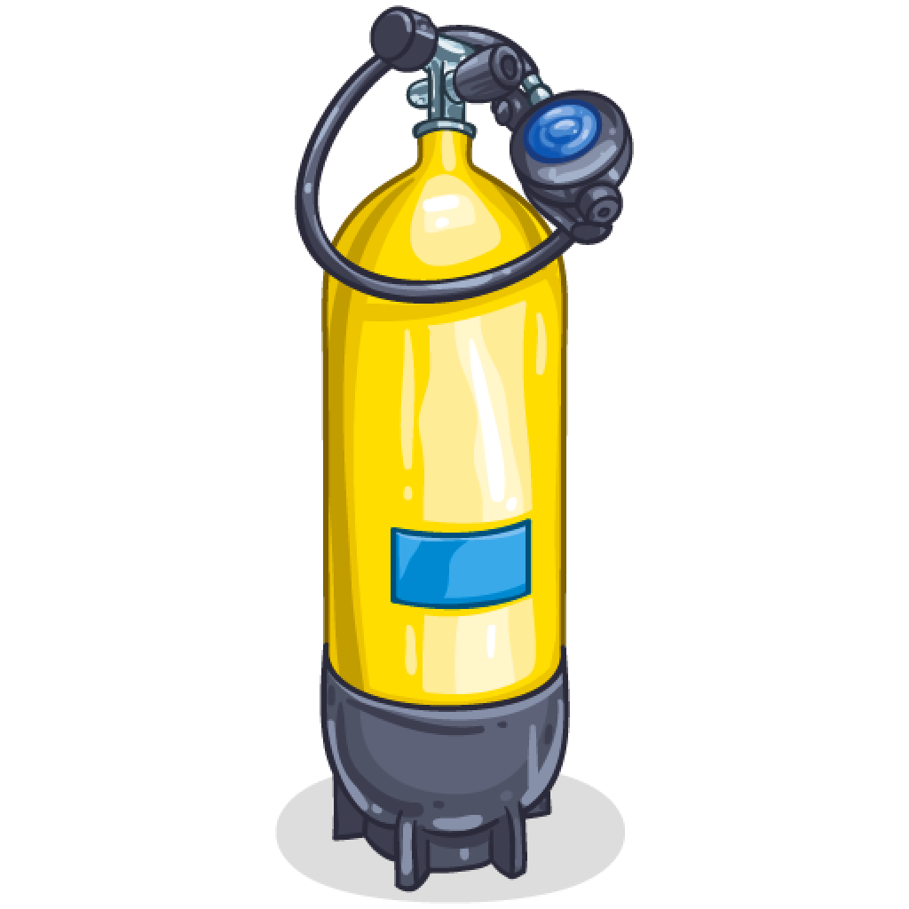 oxygen tank png