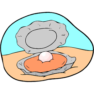 oyster clipart happy