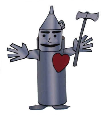 Oz clipart tin man. Wizard of for kids