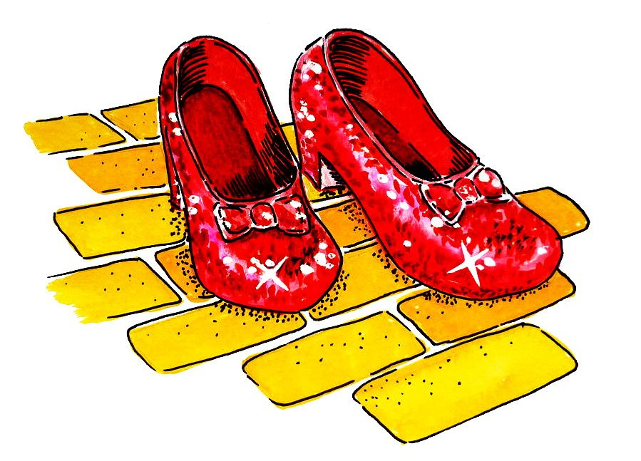 brick clipart brick road