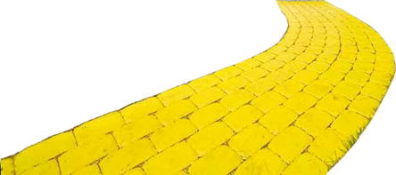 Oz clipart yellow brick road. Inspirational wizard of cilpart