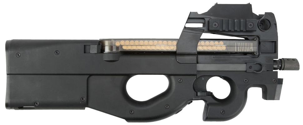P90 clip real. P rainbow six wiki