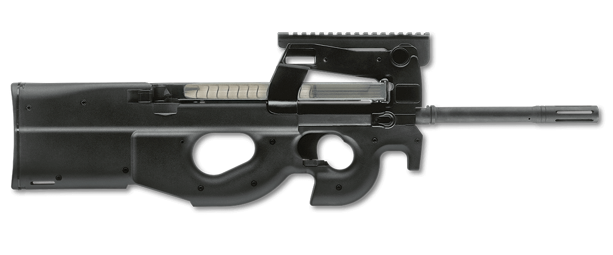 P90 clip high capacity. Fn ps standard rd