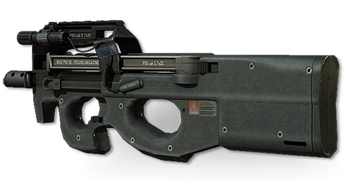 P90 clip pp90m1. Mw p by fpsrussia