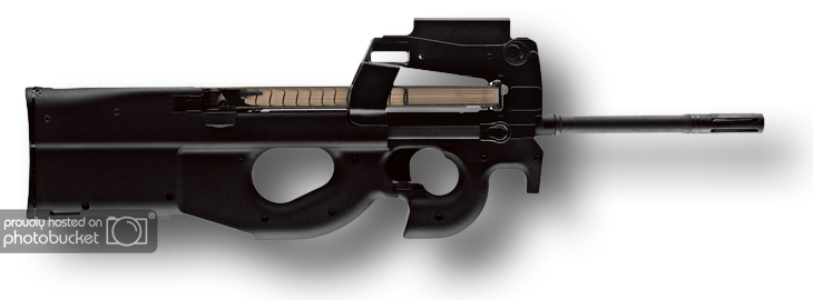 P90 clip ps90. History specs of the