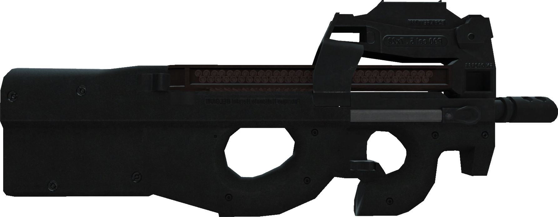 P90 clip real. Image zewikia weapon smg