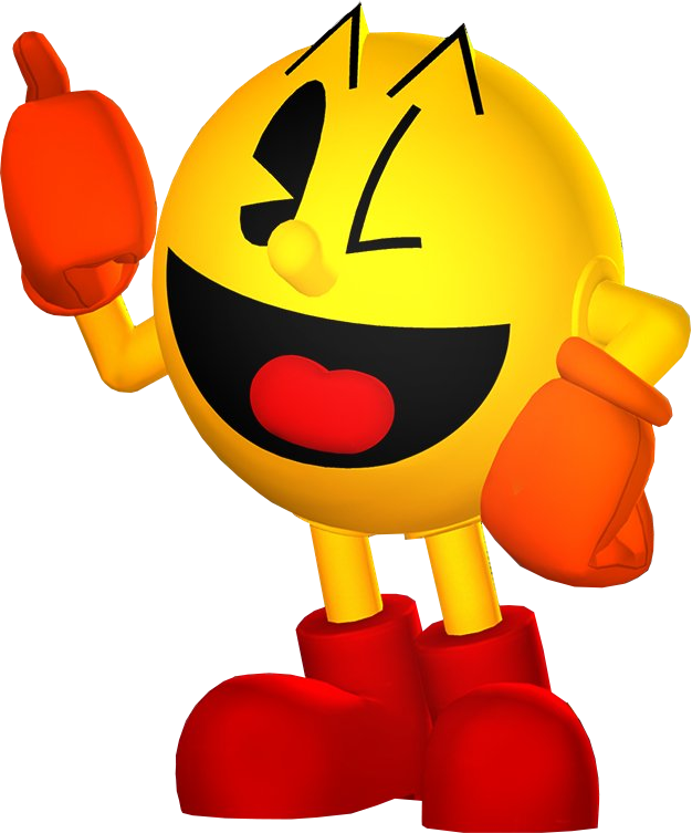 Pac man png. Image sonic news network