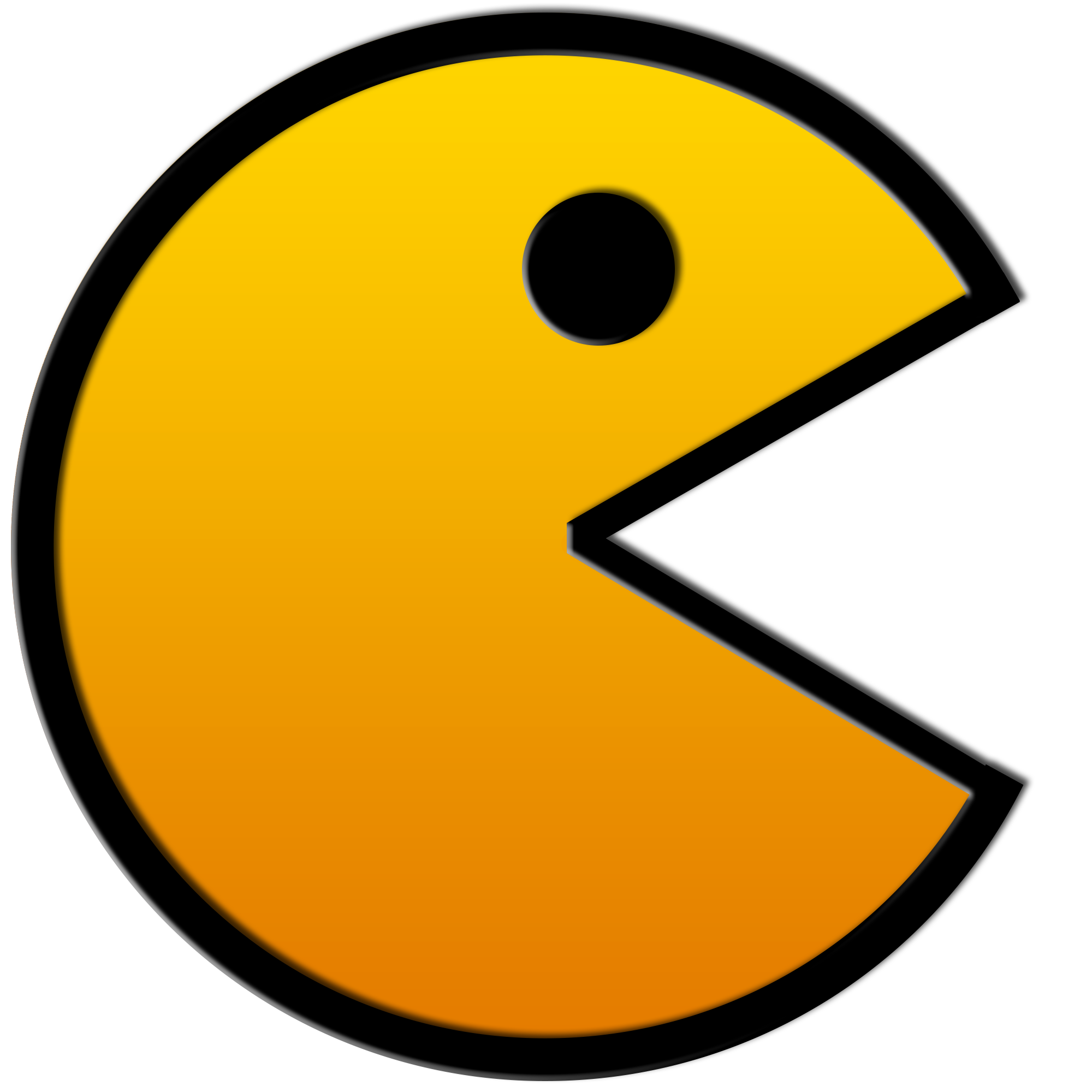 Pac man png. Image bloons conception wiki