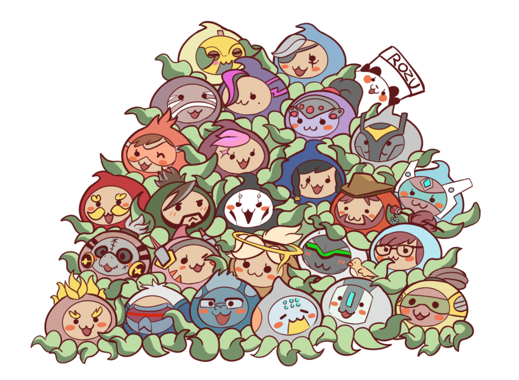 Pachimari drawing chibi. Why not make them