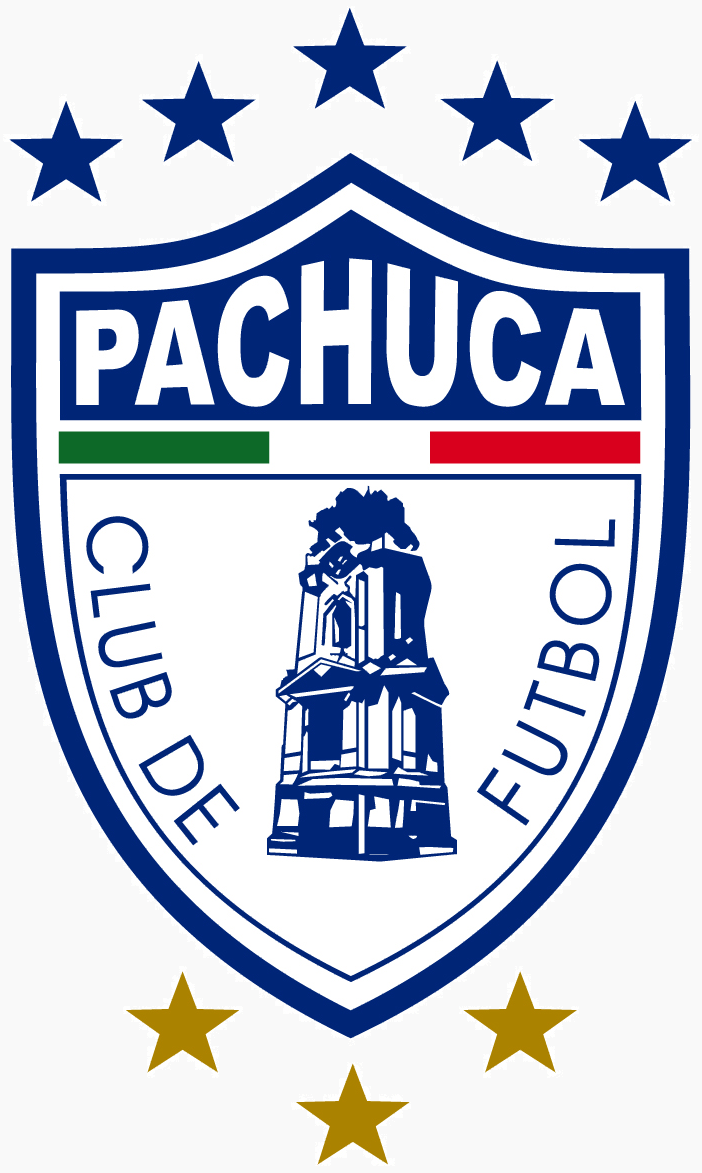 Pachuca drawing man. Logo png image thumb