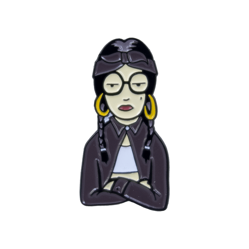 Pachuca drawing chola. Daria addams pin stuff