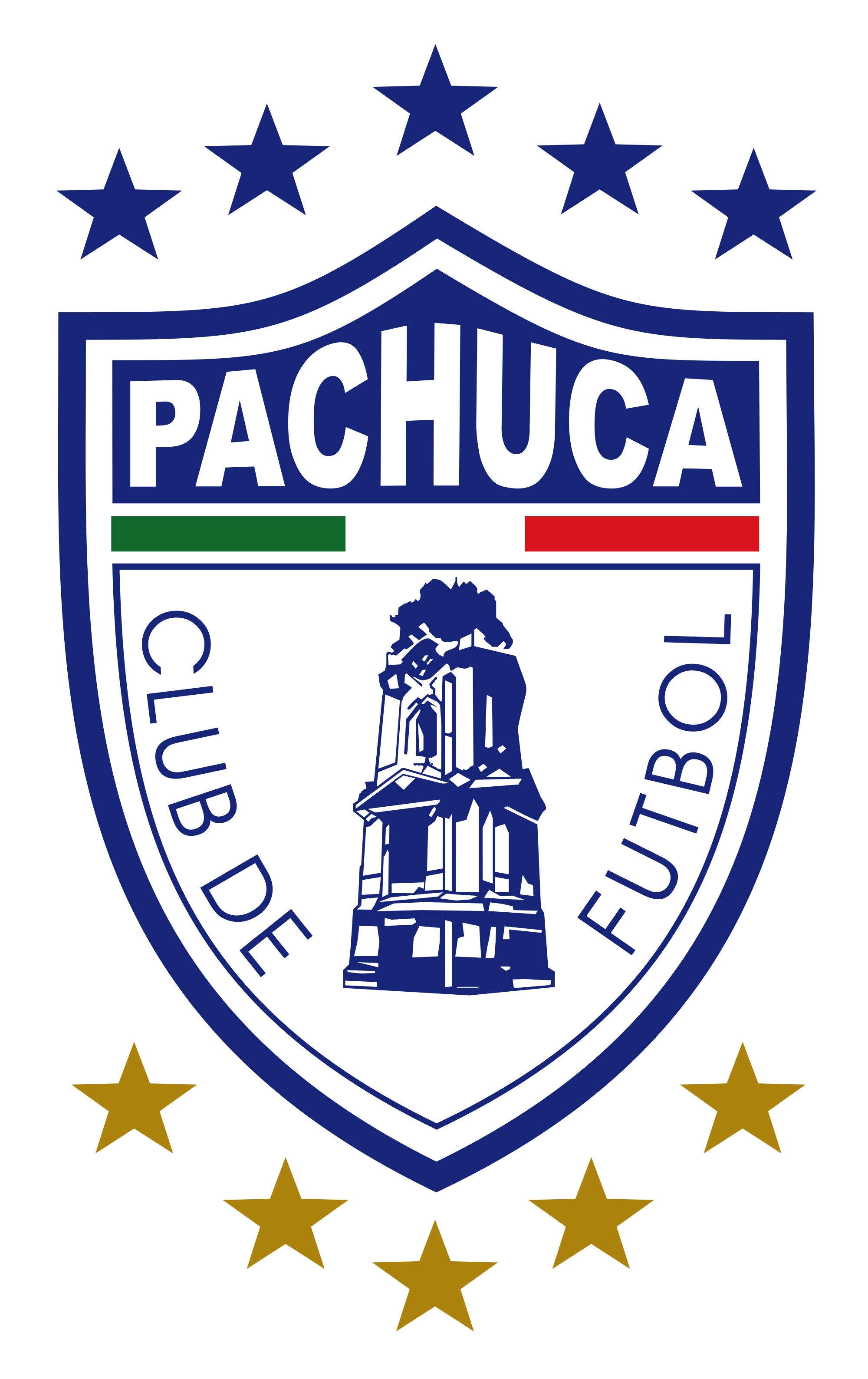 Pachuca drawing love. C f liga mx