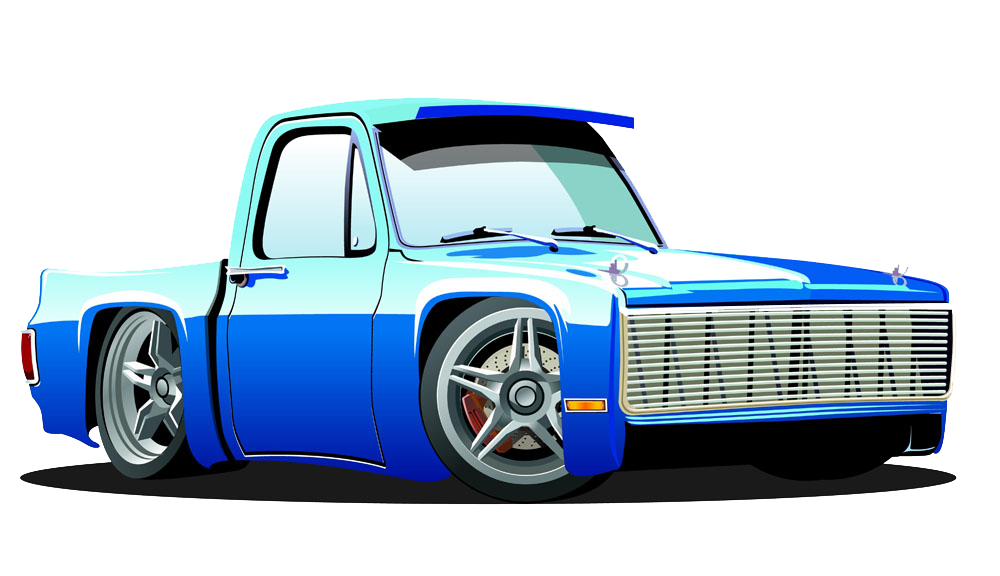 Pachuca drawing lowride. Cartoon lowrider stock photography