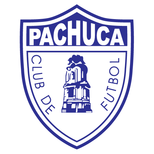 Pachuca drawing simple. Mexican liga bbva bancomer