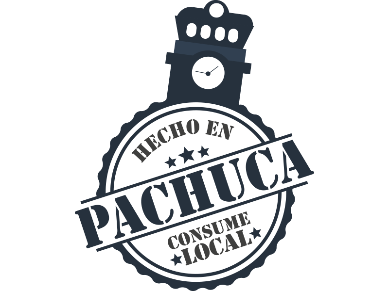 Pachuca drawing man. Startup week sponsors