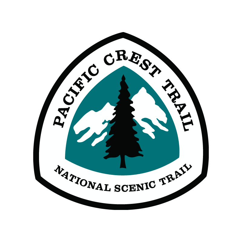 pacific crest trail logo png