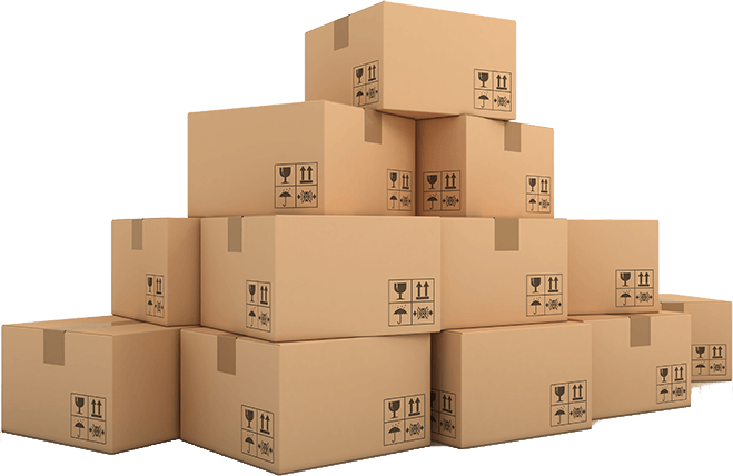 Package vector cargo box. Png transparent images pluspng