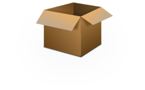 Package vector open box. Clip art at clker
