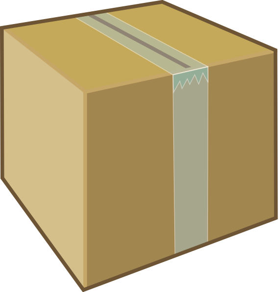 Package vector stack box. Boxes clipart black