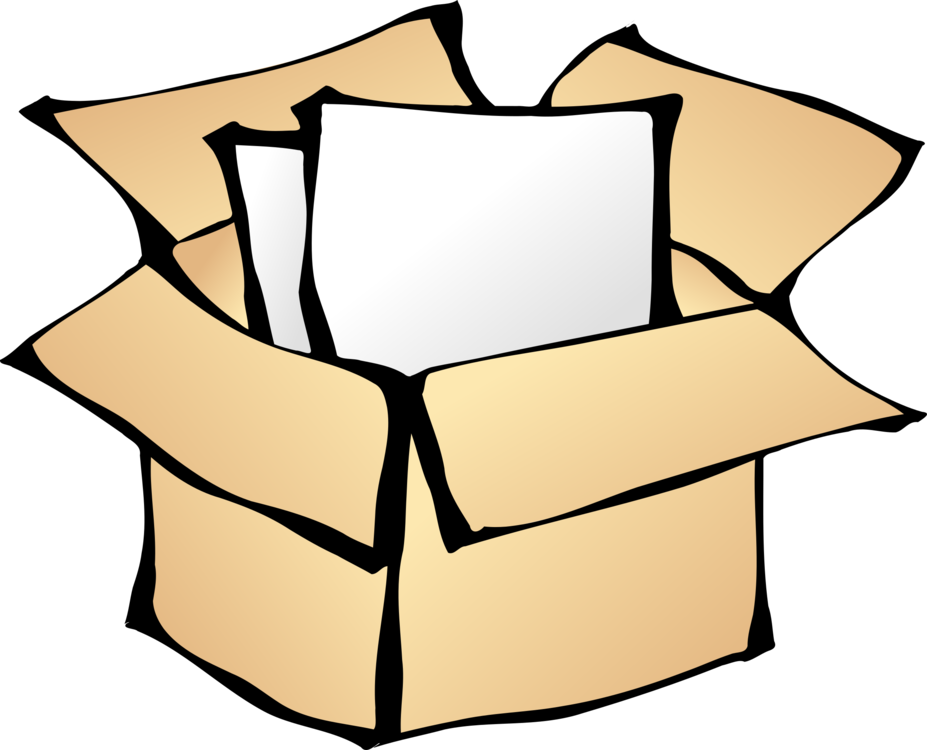 Packaging vector parcel. Package delivery and labeling
