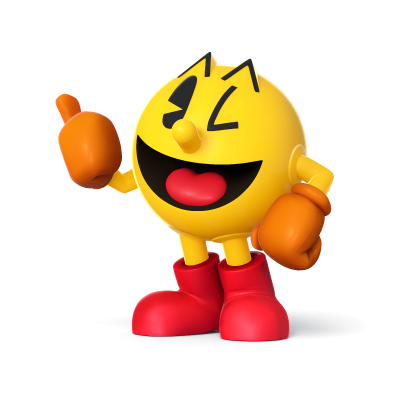 pac-man png rubber