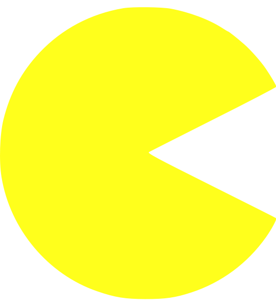 pac-man png cherry