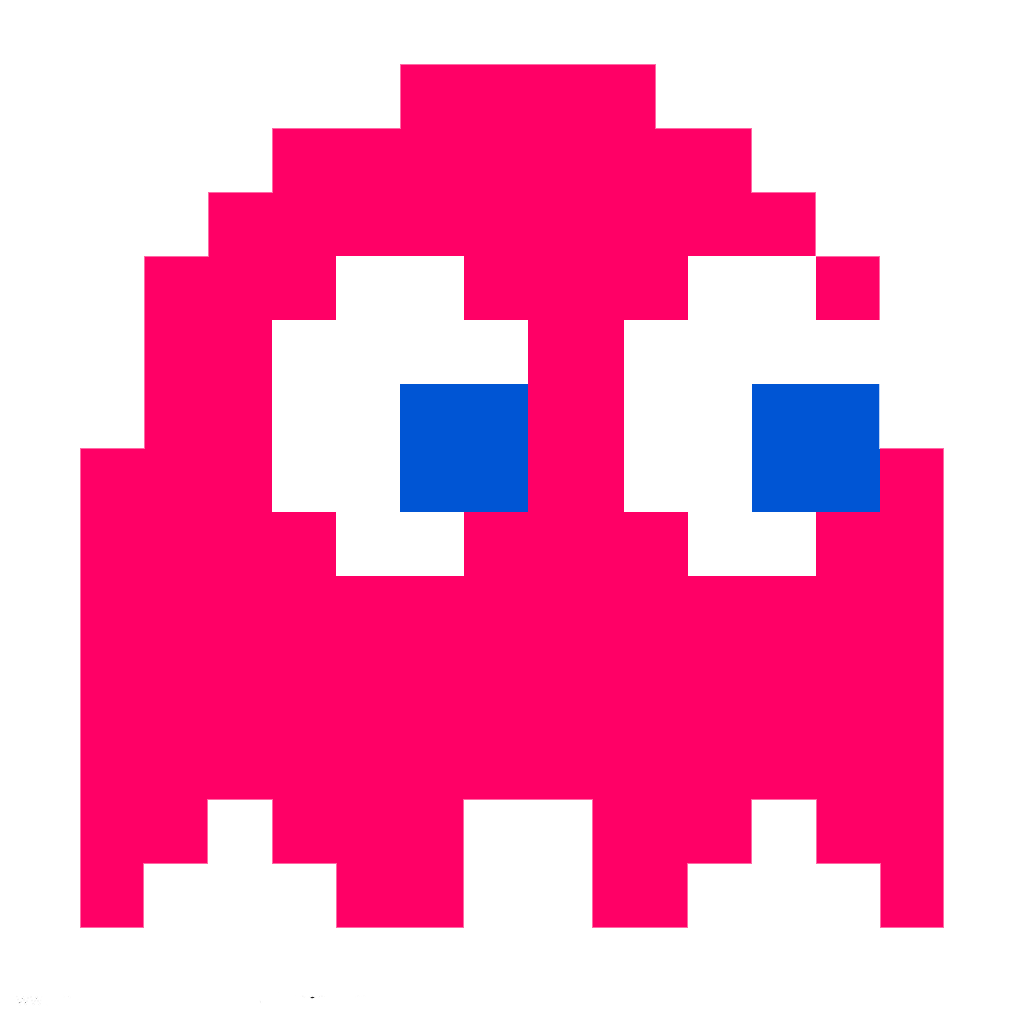 Pacman clipart red. Ghost at getdrawings com