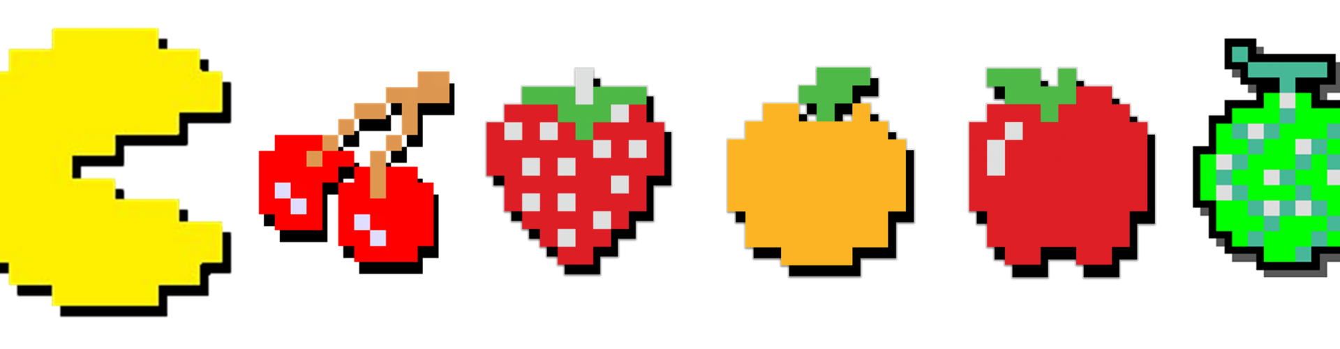Pacman fruit png. And pac man lucky