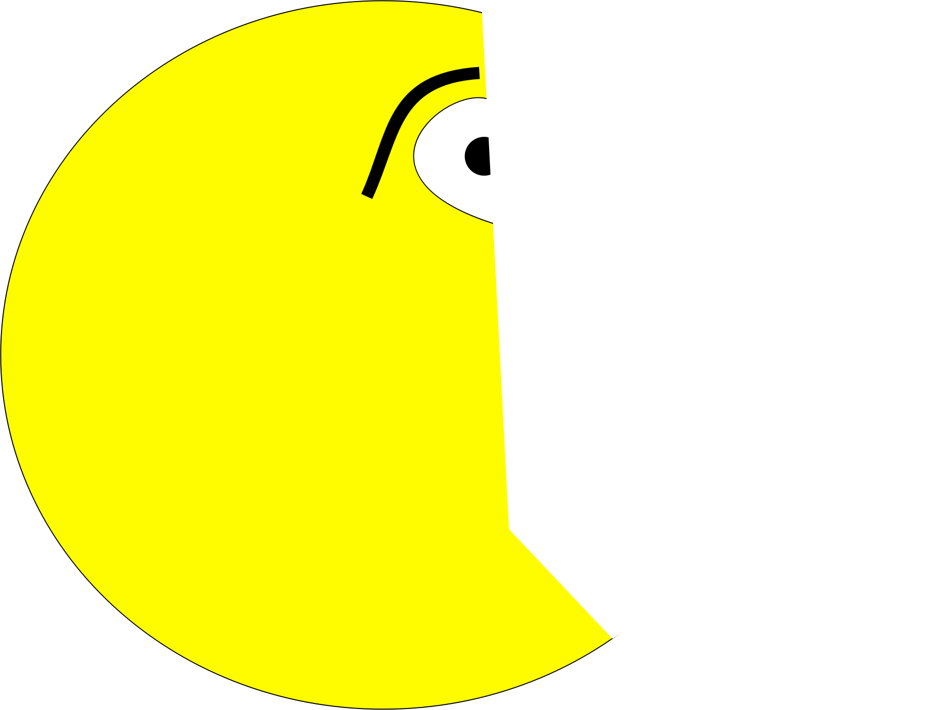 Pacman .png. Terrified icons png free
