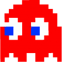 Pacman sprite png. Image blinky pac man