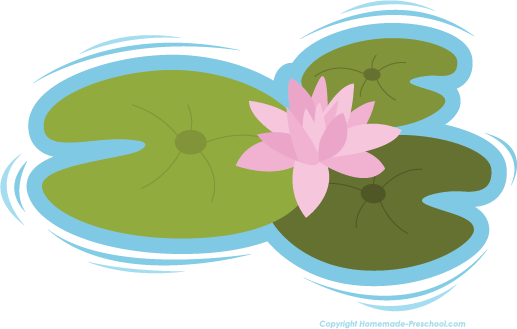 Free lily pad picture. Lilypad drawing leaf clip art transparent library