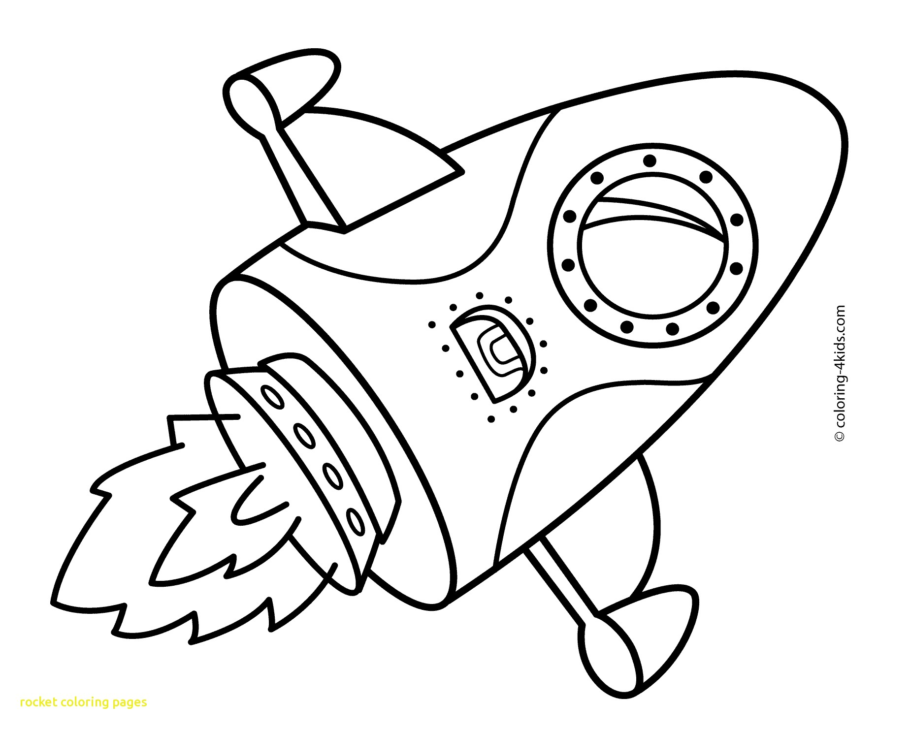 Rocket pages with colouring. Page clipart coloring png royalty free