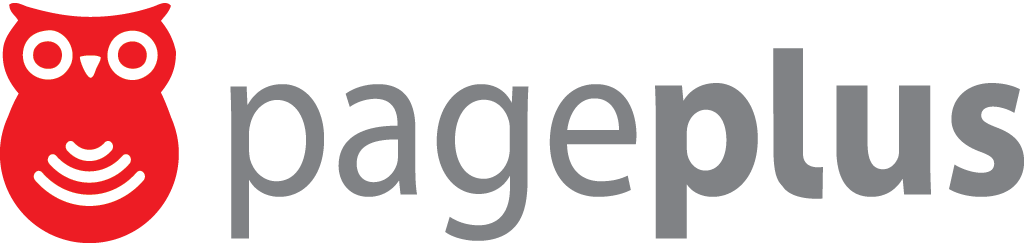 Page plus logo png. Available on any verizon