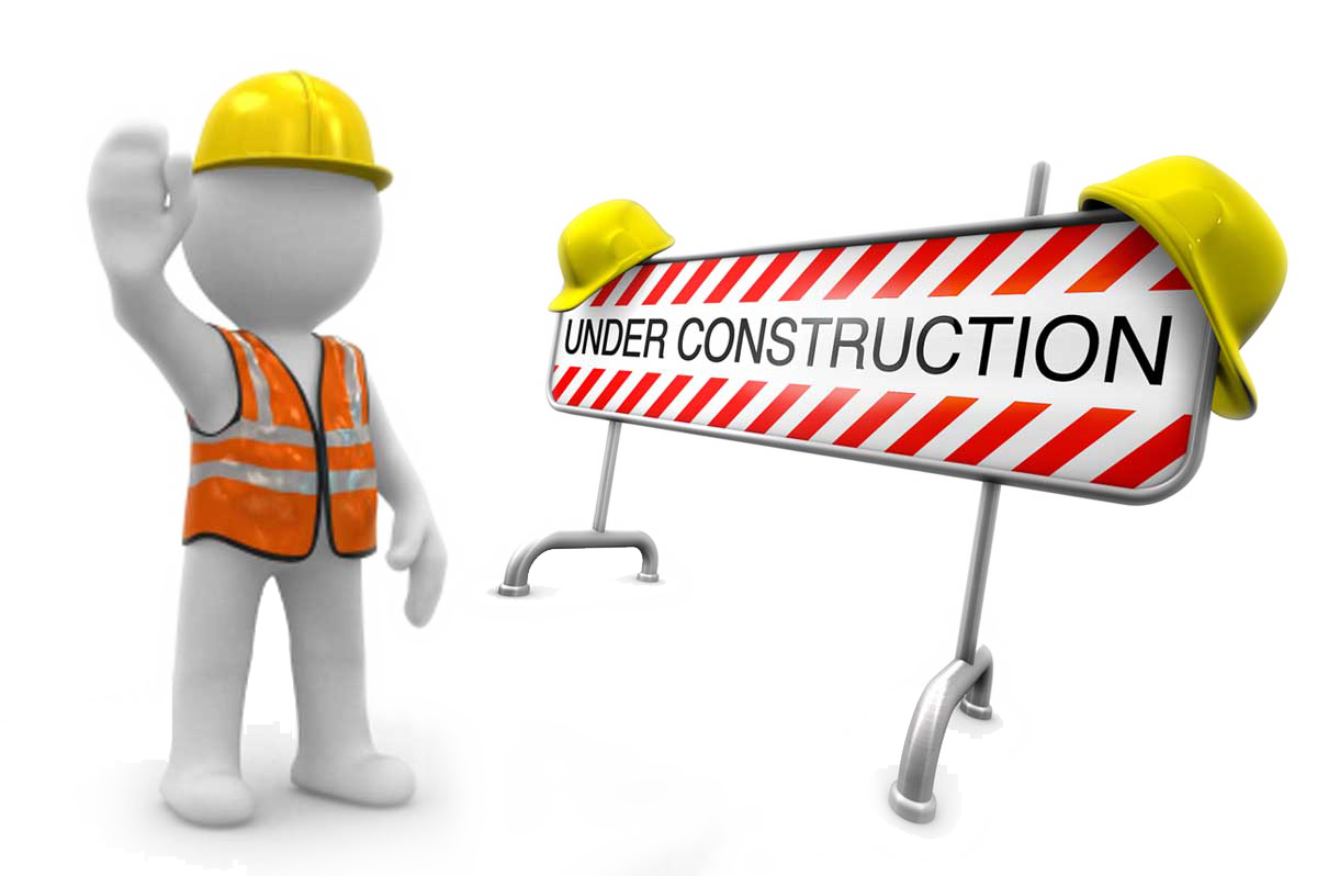 Page under construction png. Images label free download