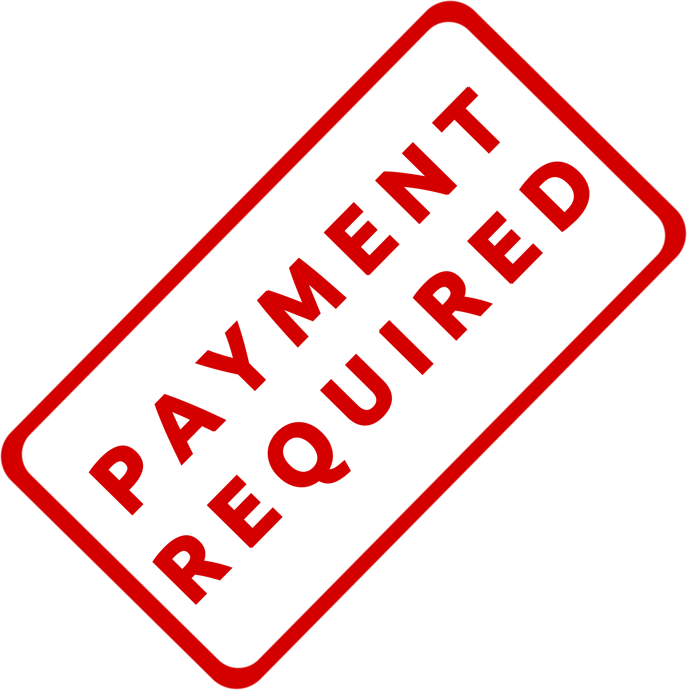 Paid image png. Payment required business stamp