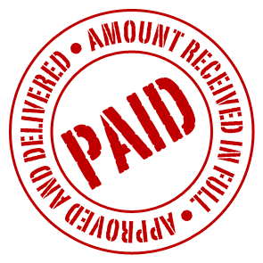 Paid in full stamp png. Logos rodney lord