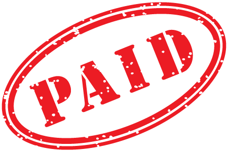 Paid stamp png. Topic disable invoice for