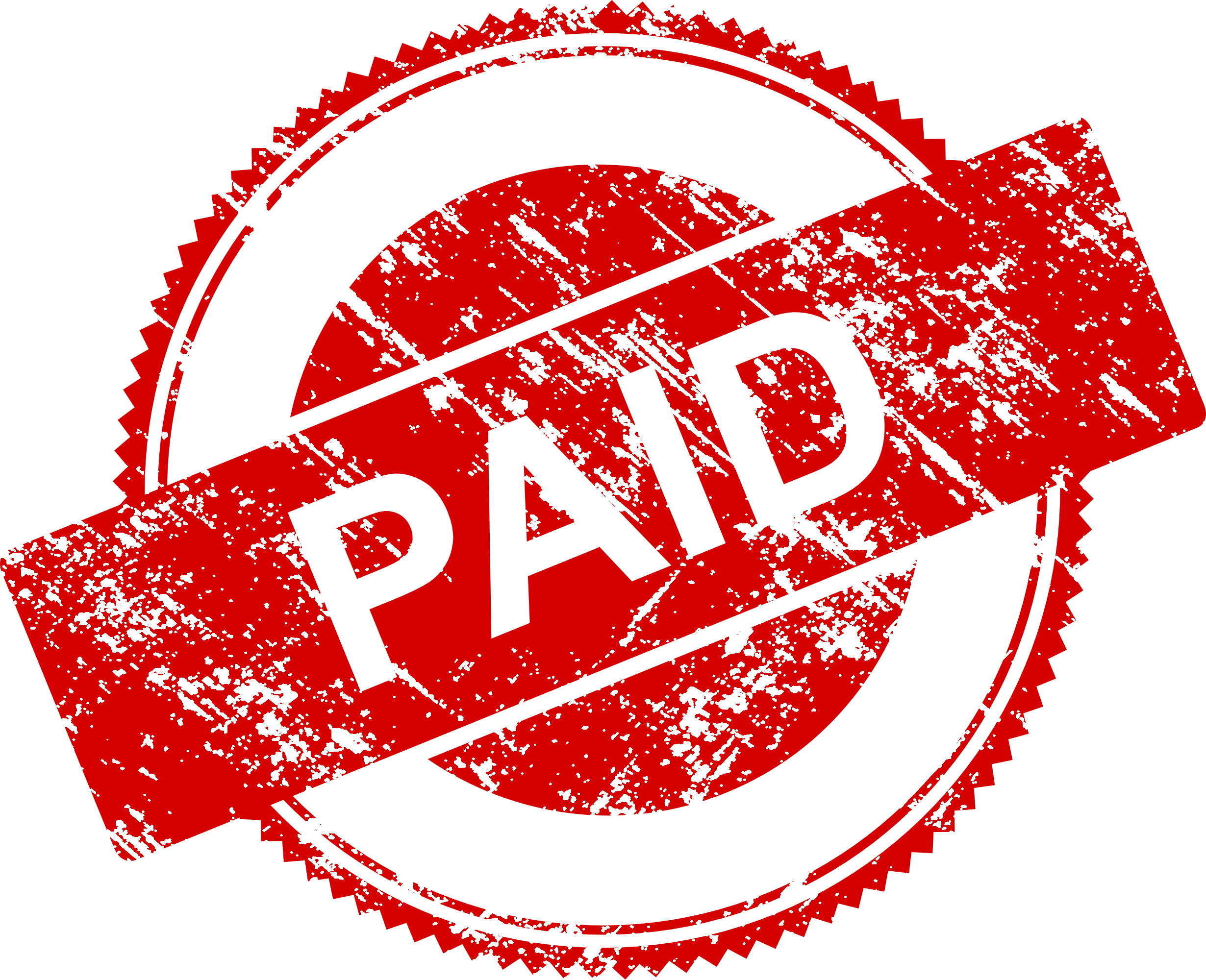 Paid image png. Stamp vector transparent