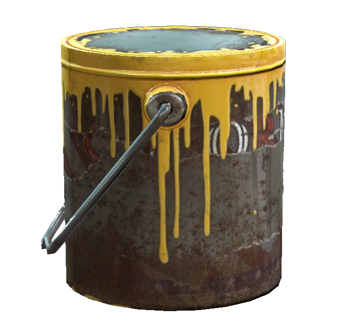 Paint can png. Image yellow fallout wiki