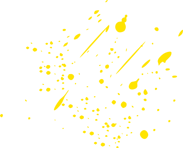 yellow drip png