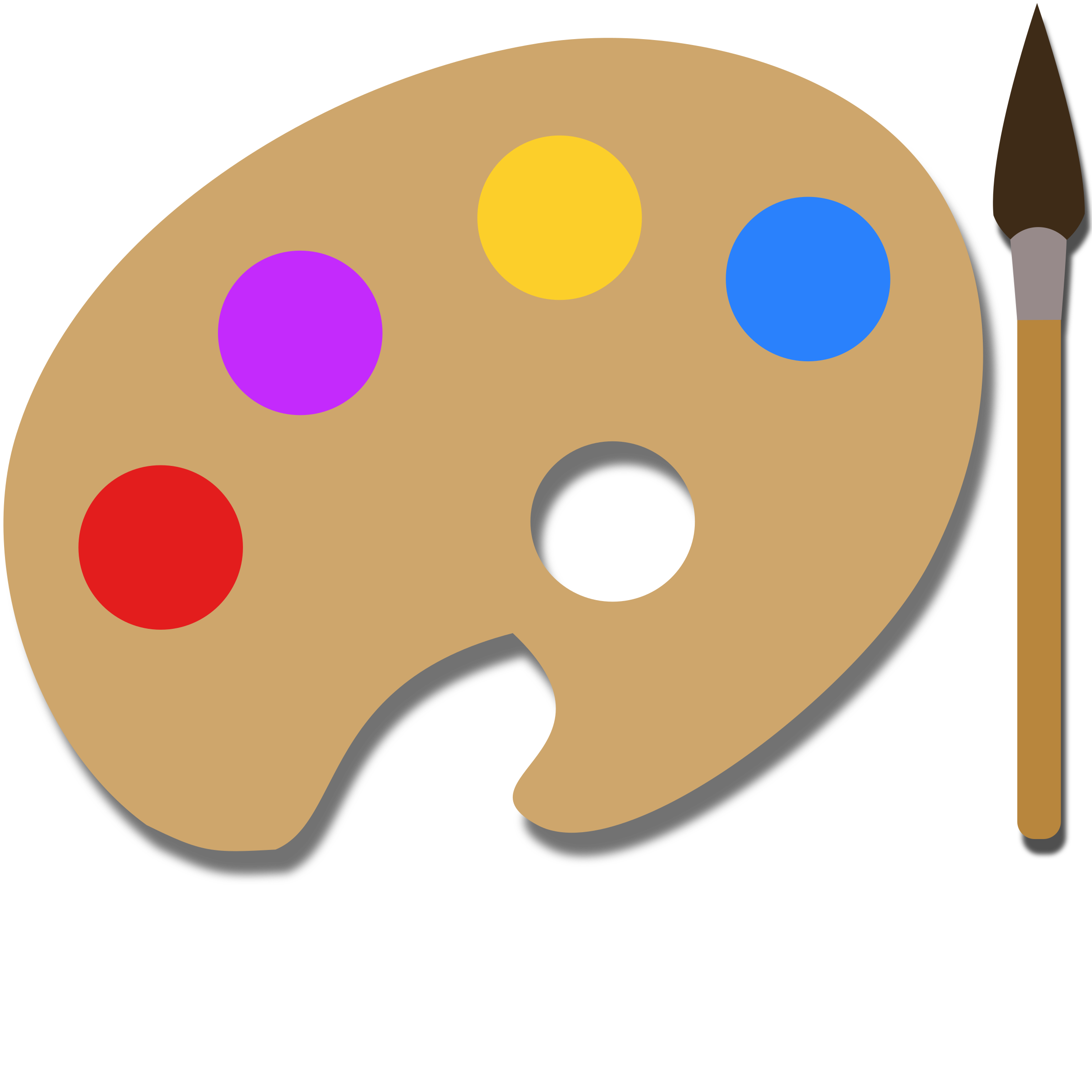 Paint palette png. Icons free and downloads