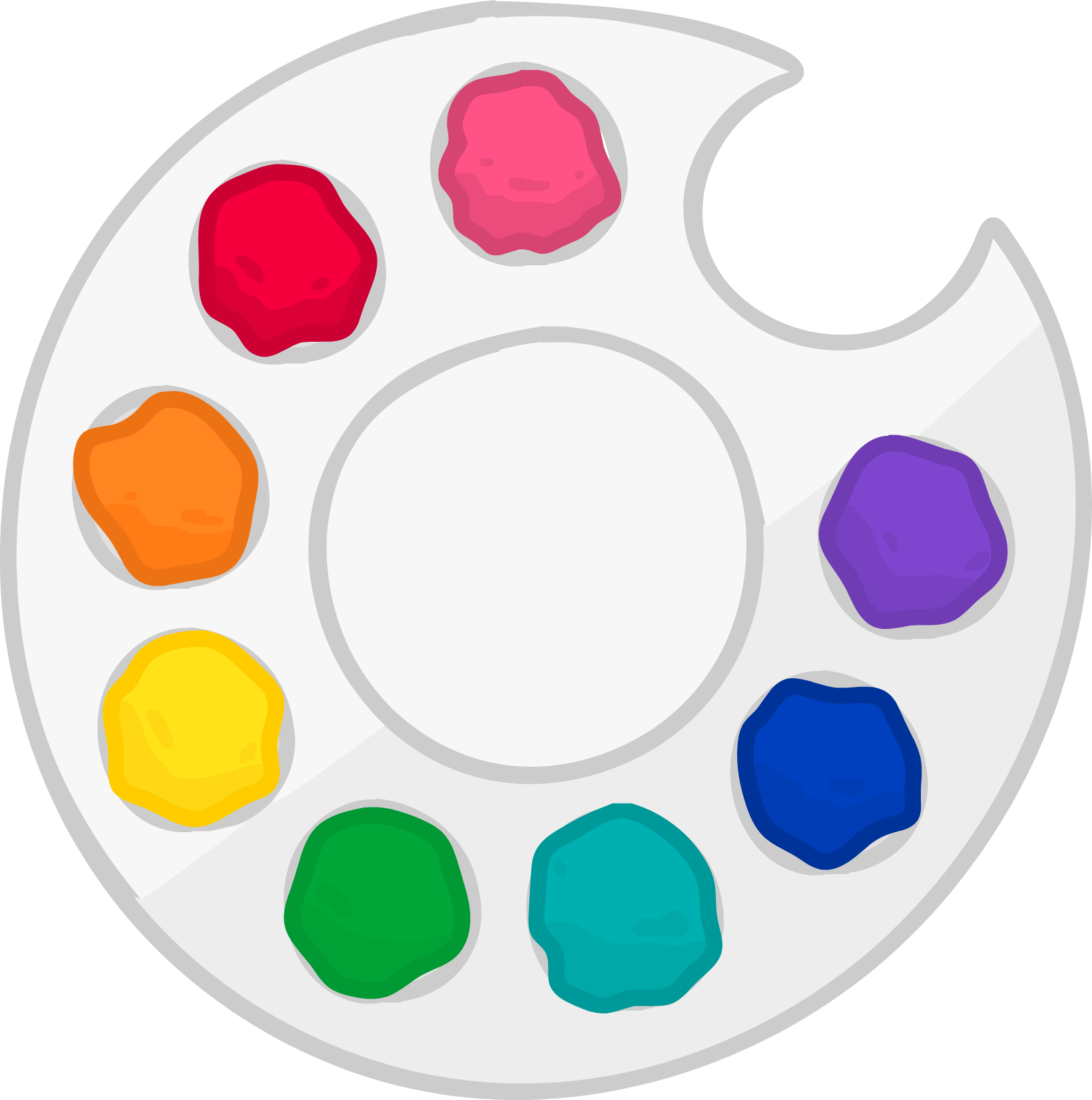 Paint palette png. Image object lockdown wiki