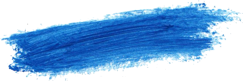 Paint png. Blue brush stroke
