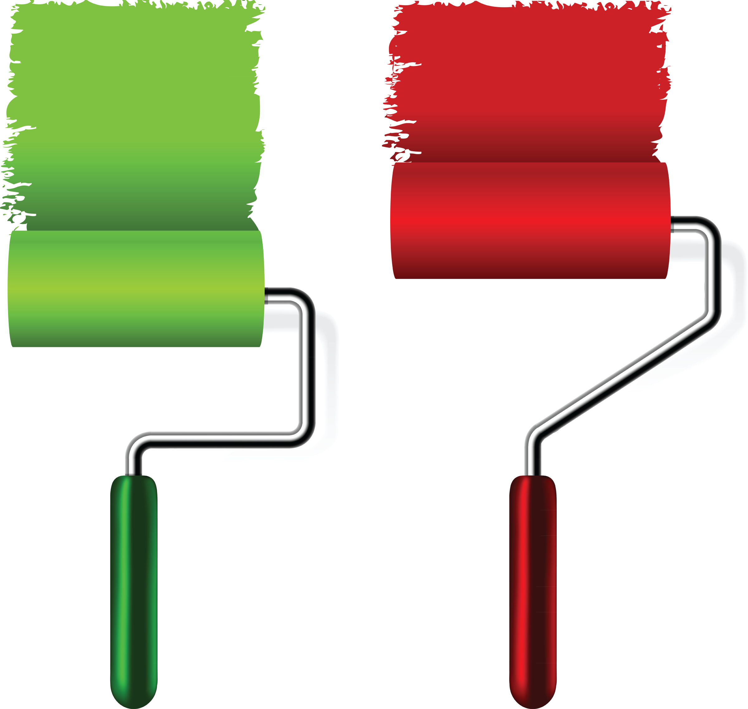 Paint roller png. Clipart panda free images