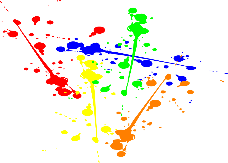 Paint splashes png. Group splash free pictures
