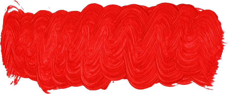 Paint streak png. Red brush stroke