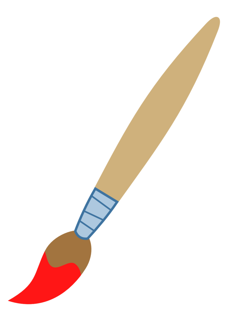 paint clipart paint brush
