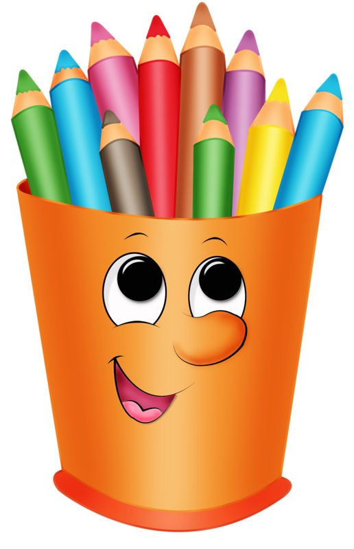 Paintbrush clipart colored pencil. Best images on