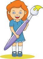 Paintbrush clipart wall. Search results for paint